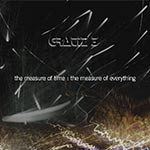 Gratiz 3 – The Measure of Time: the Measure of Everything cover artwork