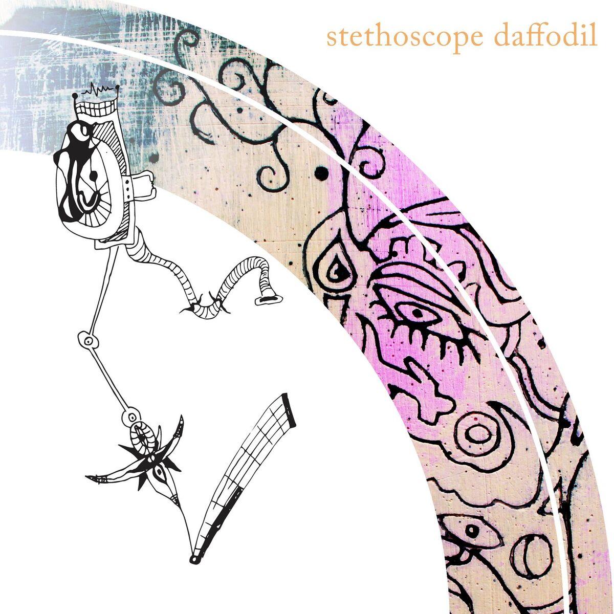 Stethoscope Daffodil EP